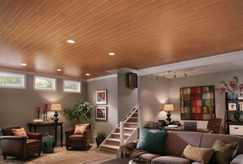 wood drop ceiling armstrong ceilings residential