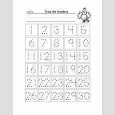 Free Printable Number Chart 130  Kinder  Numbers Preschool, Numbers Kindergarten