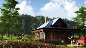 Amazing 3D Nature home HD Wallpapers 1366 X 768 HD ...