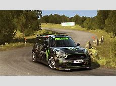 Doran Monster Mini Countryman Rally Edition WRC