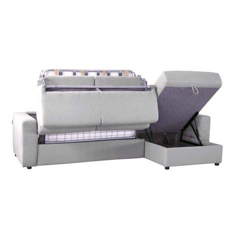 canapé fabrication italienne canapé lit d 39 angle réversible microfibre ouverture