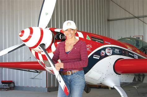 Patty Wagstaff—Still Thrilling the Crowds   Airport Journals
