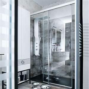 deco salle de bain 20 modeles de cabines de douche pour With modele de salle de douche