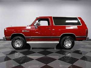 1990 Dodge Ramcharger Le 150 For Sale