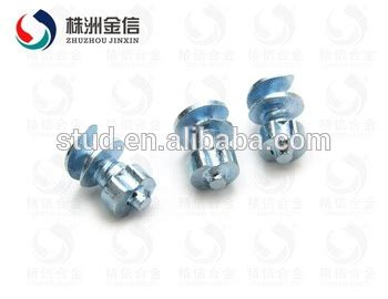 jx carbide ice grip screw studs  motorcycle