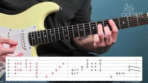 Learn How To Play Say It Ain't So By Weezer On Guitar