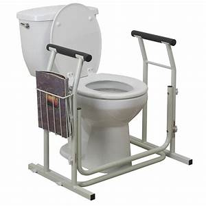 toilet safety rail surround support grab bar bathroom With bathroom support bars