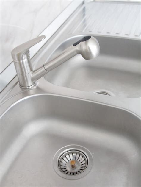 best way to clean stainless steel sink stainless steel sink cleaning tutorial diyideacenter com