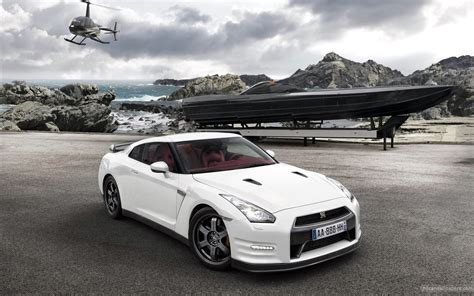 Nissan Gt-r Wallpapers High Resolution And Quality Download