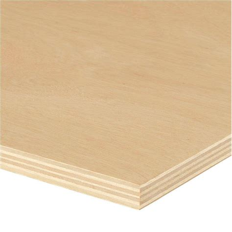 sande plywood common     ft   ft actual