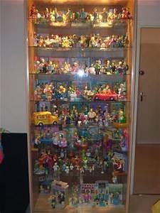 Vitrine De Collection : vitrine collection complete figurine playmates ma collection simpsons ~ Teatrodelosmanantiales.com Idées de Décoration