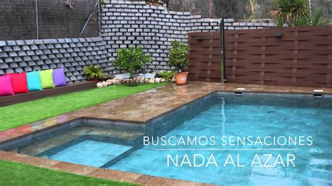 piscina de lujo en cobena youtube