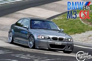 Bmw M3 E46 Csl : extraordinary bmw e46 m3 csl rallyways ~ Maxctalentgroup.com Avis de Voitures
