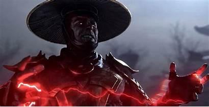 Kombat Mortal Raiden 4k Mk Background Lightning