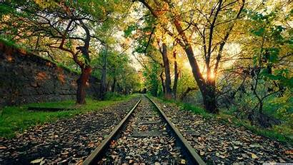 Yerevan Armenia Wallpapers 4k Railroad Desktop Zen