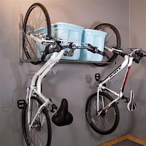 garage bike storage attitude garage tire storage racks