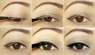 how to do cat eye makeup indian vanity easy cat eyeliner tutorial
