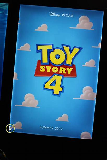 D23 Toy Story Poster Cars Dory Incredibles