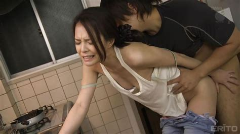 Rika Mizuhara In Bored Japanese Housewife Rides Cock Hd