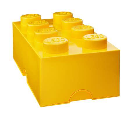 boite rangement bureau boite de rangement lego jaune kollori com