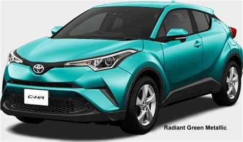 Toyota Chr Hybrid Picture by New Toyota C Hr Hybrid Colors Photo Exterior Chr