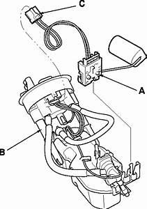 2005 Nissan Frontier Fuel Level Sensor Sending Unit