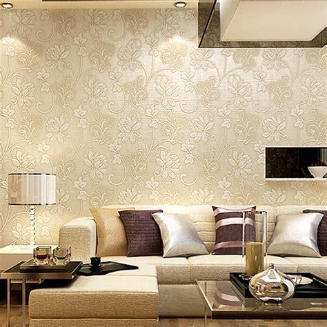 33 Modern Wallpaper Living Room, Modern Living Room