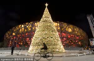 beautiful christmas trees around the world 5 chinadaily com cn
