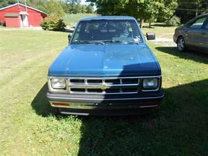 Find Used 1993 Chevrolet S10 Pickup With 5 7 Liter V8 Engine In Burghill  Ohio  United States