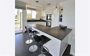 meuble bar separation cuisine 3 398143 cuisine moderne With petite cuisine avec bar