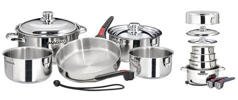 pin  family cookware   induction cookware set cookware set stainless steel stainless