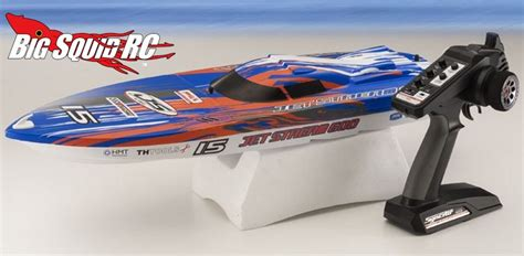 Rc Jet Boat Unboxing by Kyosho Jet 600 Readyset 171 Big Squid Rc Rc Car And