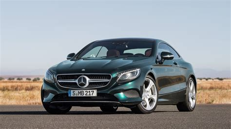 Mercedesbenz Sclass Coupe Wallpapers, Pictures, Images