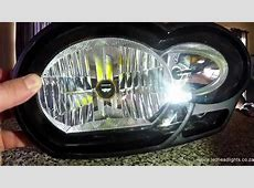 How to install a LED headlight replacement kit on a 2009
