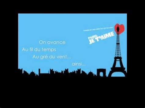 La Meme Histoire Lyrics - la m 234 me histoire we re all in the dance feist lyrics youtube