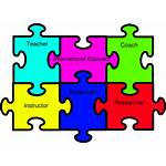 Clipart Role Clip Library Cliparts Roles Puzzle