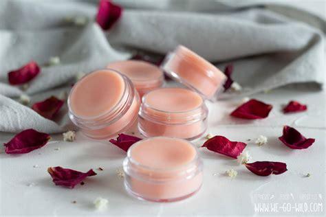 lipgloss selber machen kinder lippenbalsam selber machen in nur 10 minuten we go
