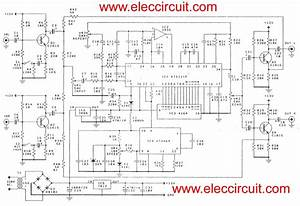 Super Digital Echo Stereo Mixer Circuit Projects