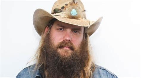 Chris Stapleton Weight, Height And Age. We Know It All