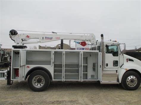 kenworth mechanics truck kenworth t370 service trucks utility trucks mechanic