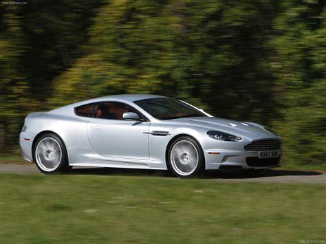 Aston Martin Dbs Lightning Silver Picture 49848 Aston