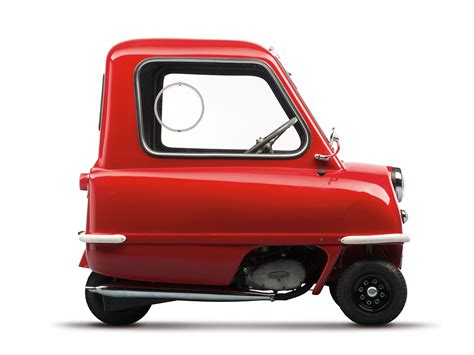 Peel P50 For Sale by Peel P50 1963 64