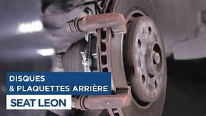 Changer Les Plaquettes : changer les plaquettes de frein arri res sur seat leon youtube ~ Maxctalentgroup.com Avis de Voitures