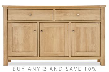 Malvern Sideboard by Sideboards Side Cupboard Drinks Cabinet Next