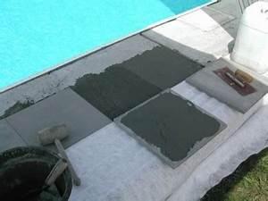 dalle pour plage piscine 11 une plage de piscine en With dalle pour plage piscine