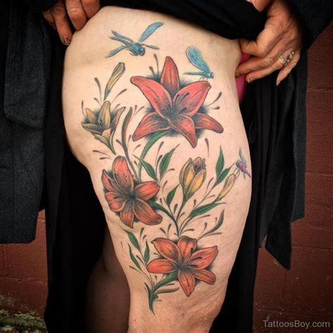 Lily Tattoos  Tattoo Designs, Tattoo Pictures
