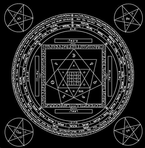 25+ Enochian Sigils And Symbols Pics - FreePix