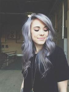 10 Awesome Silver Hair Colors Ideas - Makeup Tutorials