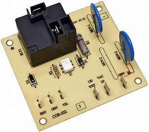Ezgo 36 Volt Powerwise Ii Charger Control Board For Golf