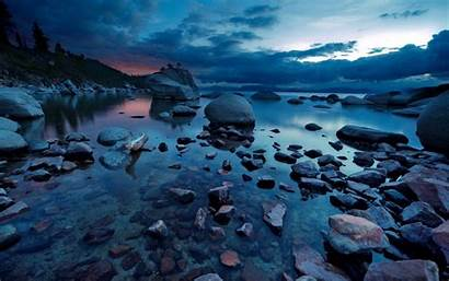 Water Stone Wallpapers Backgrounds Cave